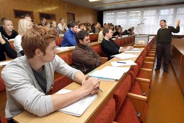 German-language training can prove valuable.