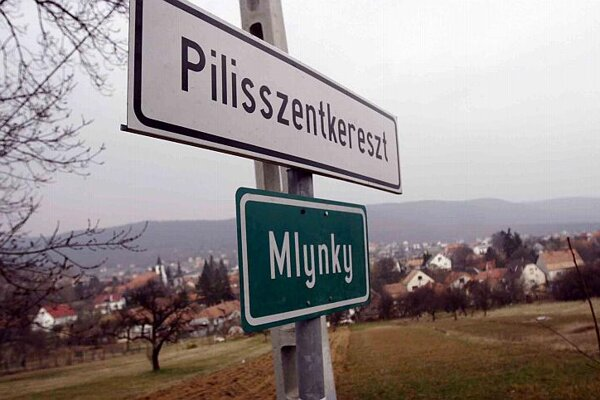 Mlynky, Hungary, is home to a large Slovak community