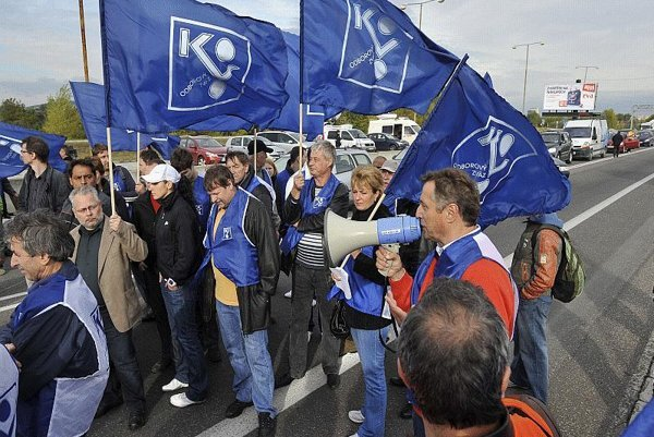 The trade unions disagree with recent changes made to the Labour Code.