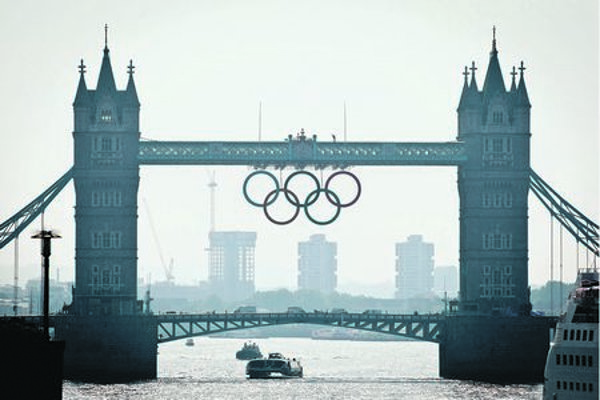 London is hosting the 30th modern Olympics