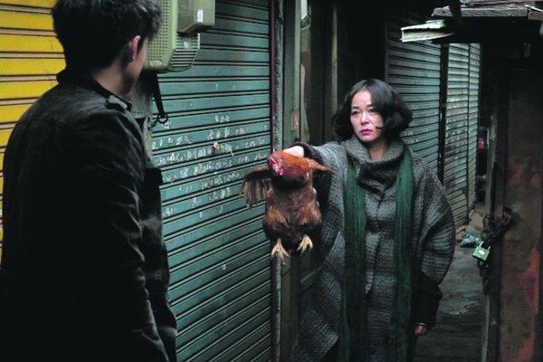 Kim Ki-duk's film Pieta.