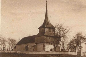 Wooden church in Bánovce nad Bebravou