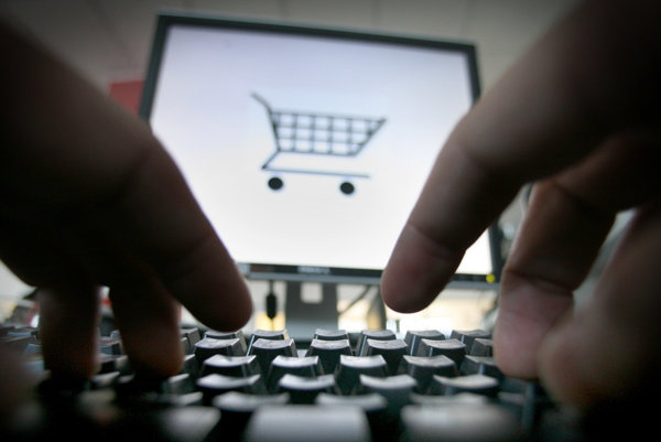 E-commerce is growing in Slovakia by 15 to 20 percent annually.