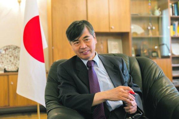 Ambassador Akira Takamatsu
