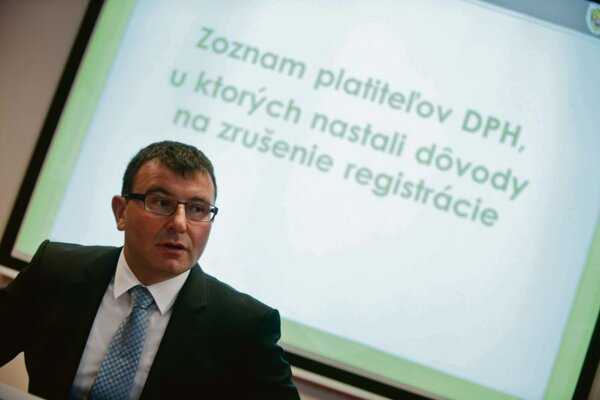 Financial Administration President František Imrecze introduced the list on February 4.