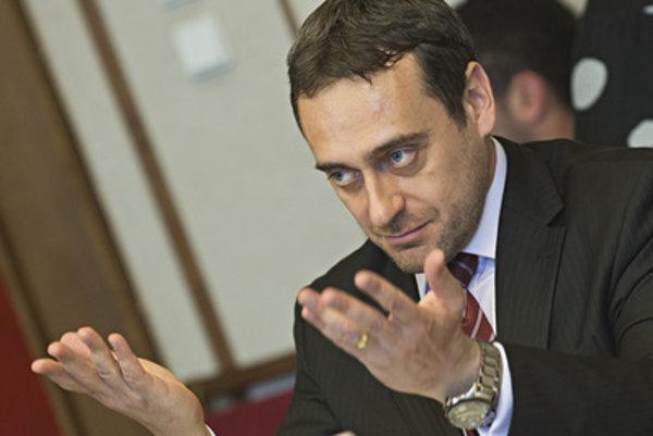 MP Jozef Rajtár