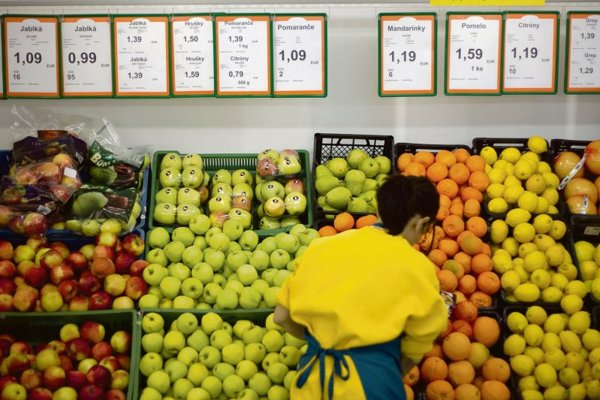 Fruit and vegetable prices went up the most in January 2019.