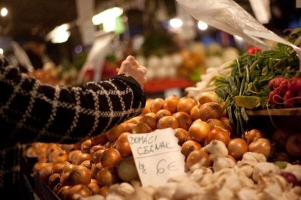 A good harvest may further reduce food prices.