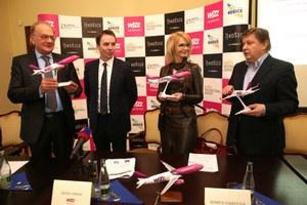 Wizz Air will open a new operational base at the Košice airport.
