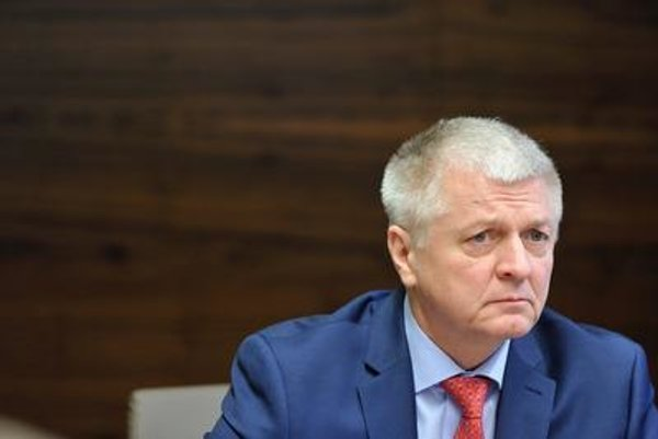 Economy Minister Pavol Pavlis