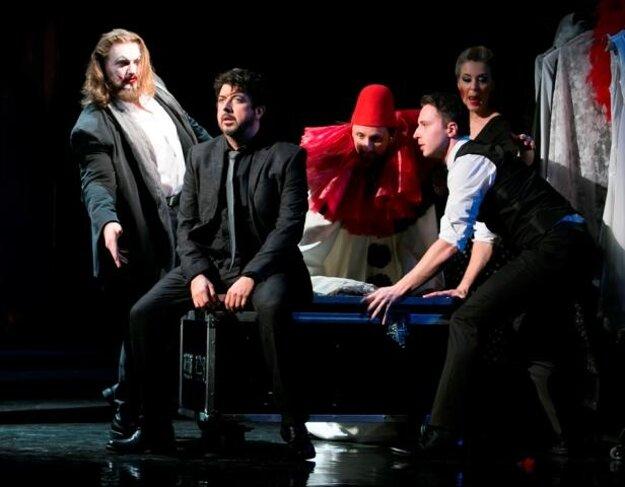 Premiere of Manon Lescaut in State Theatre Košice