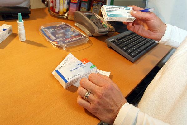 Slovak patients lack medicines in hospitals.