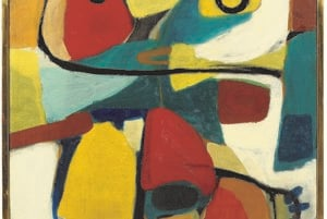 Karel Appel: Klein meisje / Little Girl) 1951