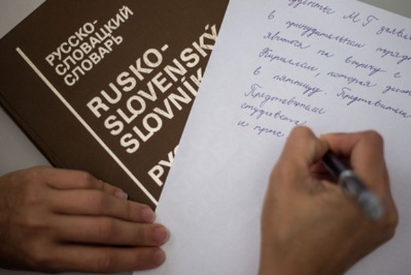 Russian language, once obligatorily taught at schools, is to become minority language in Slovakia.