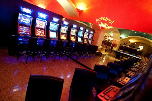 Gambling house in Bratislava.