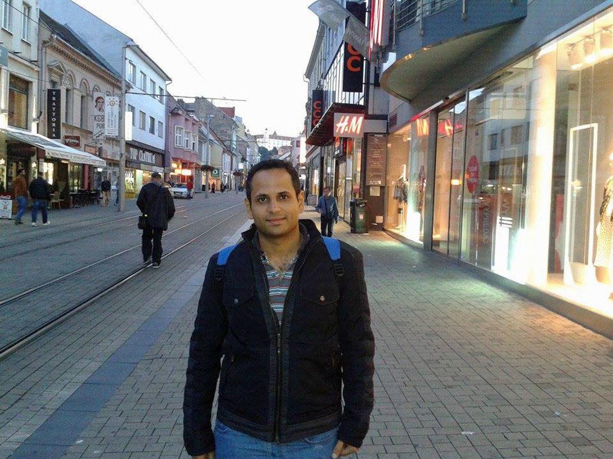 People in Egypt might like Slovak short stories - spectator sme sk