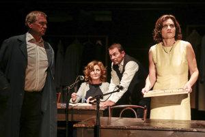 Slovak Chamber Theatre Martin: Back Then in Bratislava