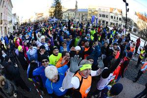 Epiphany Run 2015, Košice.