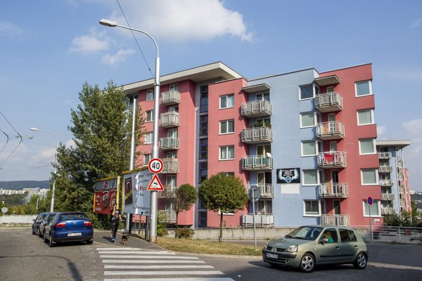 Slovakia lacks rental housing.