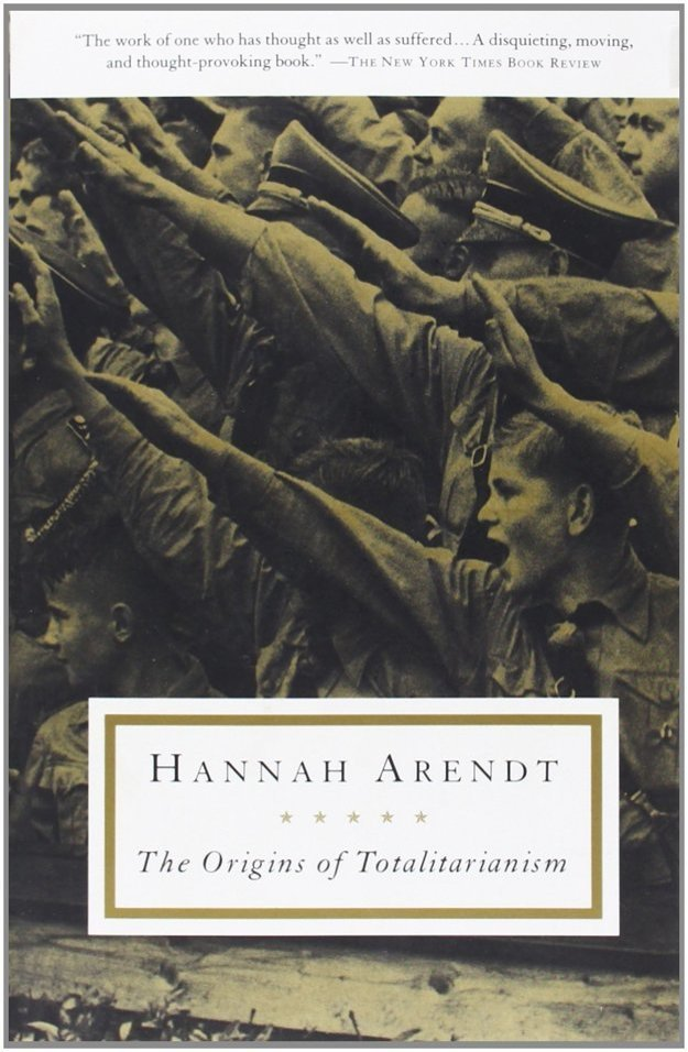 Hannah Arendt's book