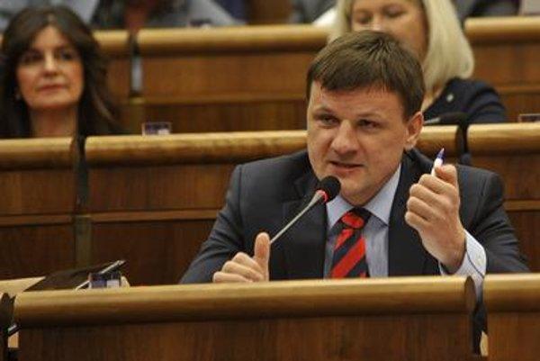 MP Alojz Hlina