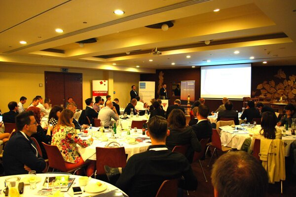 Companies discussed the approach to compliance programmes at the European Compliance Forum 2017 in Modra.