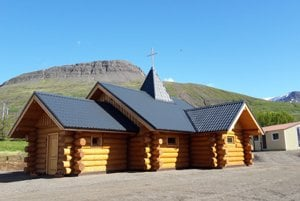 The Slovak church in Iceland.