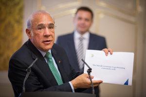 OECD Secretary General José Ángel Gurría