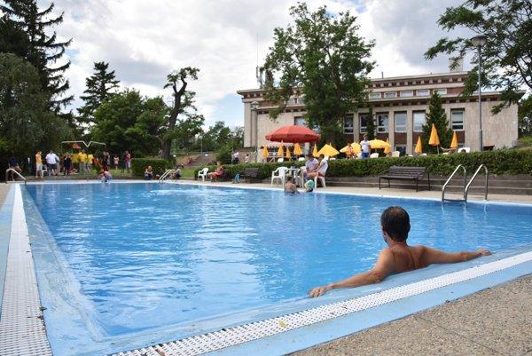 The Mičurin pool