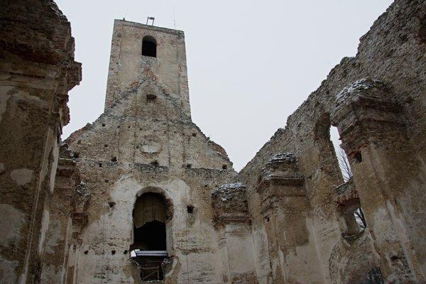 Ruins of Katarínka