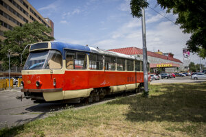 The old tram is turning into centre of culture.
