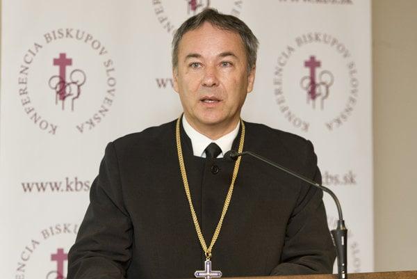 General Bishop of the Evangelical Church of the Augsburg Confession in Slovakia Miloš Klátik