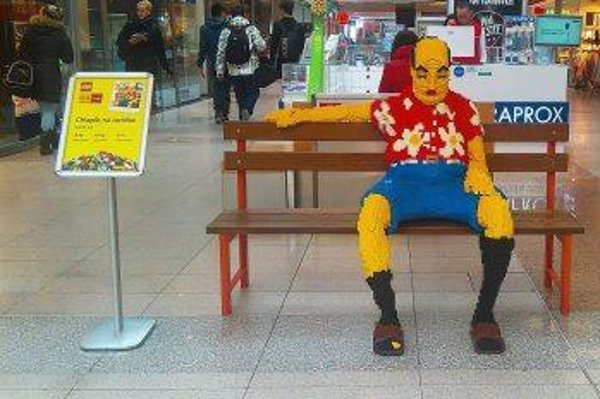 Lego festival in Banská Bystrica