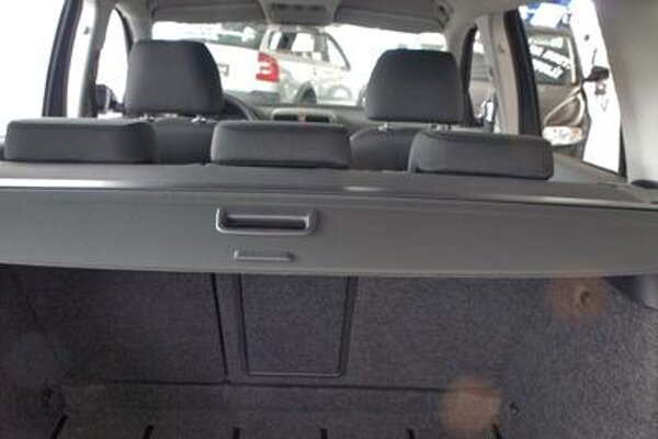 Škoda Octavia inside