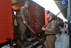 Legiontrain starts its journey in Žilina on August 1.