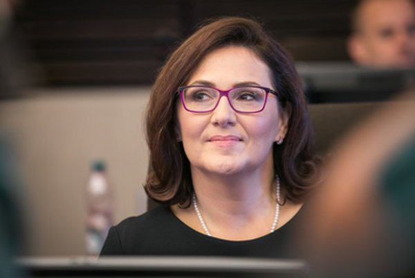 Education Minister, Martina Lubyová