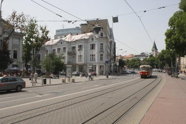 SNP Square, Bratislava