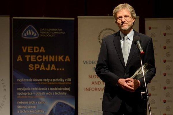 Fedor Gömöry of SAV