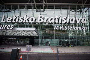 M.R. Štefánik airprot in Bratislava