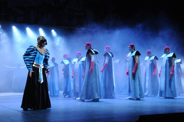 Aida att he Operalia 2017 Banská Bystrica