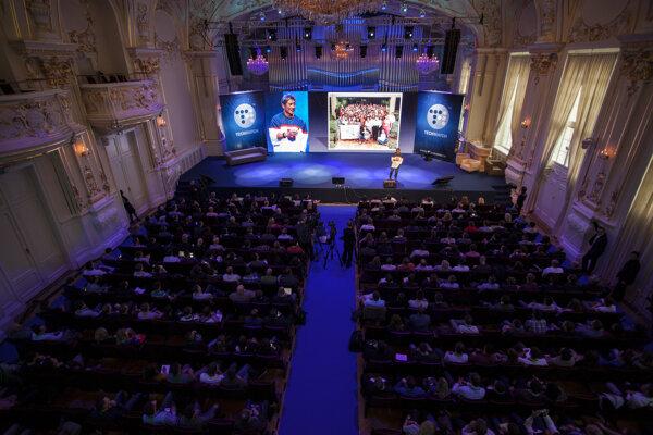TechMatch 2015 conference