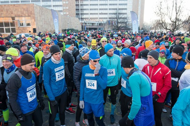 Last year a record number of 1,057 runners attended the event.