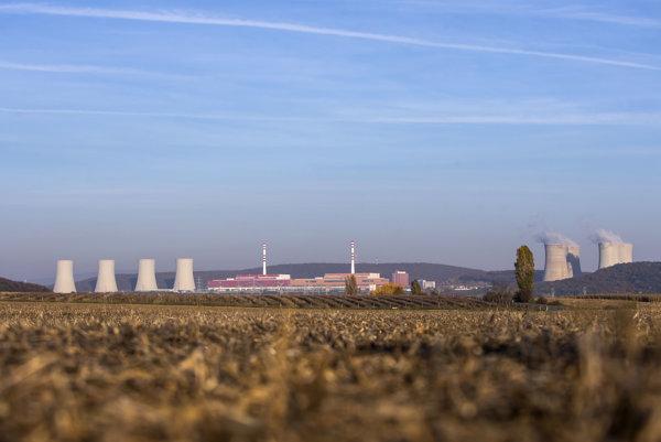 Mochovce nuclear power plant
