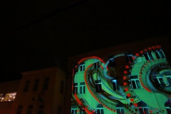 Festival Light and Shadow in Arts and Science in Banská Bystrica