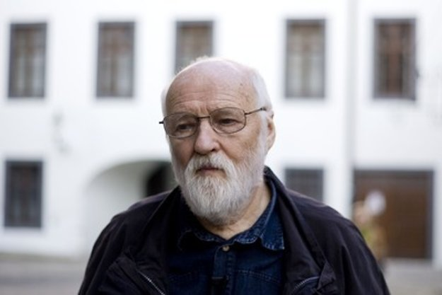 Artist, surrealist, filmmaker Jan Švankmajer