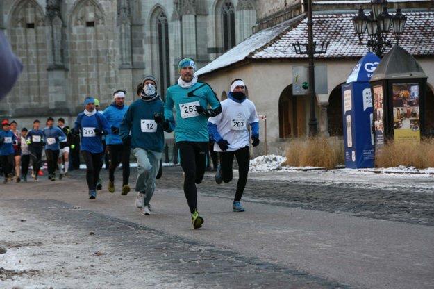 Košice Epiphany Run (Trojkráľový beh) 2015
