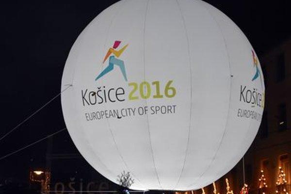 Košice European City of Sport 2016