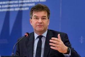 Foreign Affairs Minister Lajčák