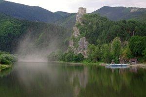 The Strenčo Castle