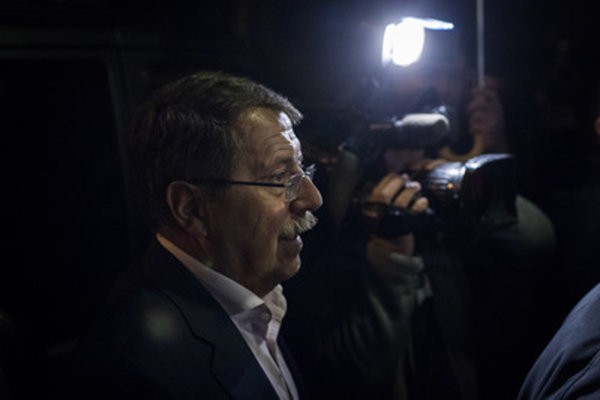 Former parliament speaker Pavol Paška was successful with his complaint against a journalist.